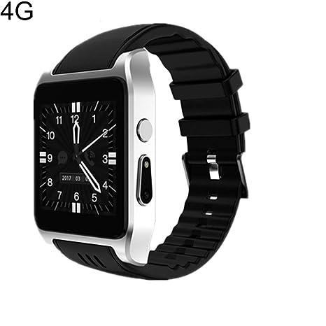 Amazon.com: haixclvyE X86 2G/3G Smart Watch Phone,Waterproof ...