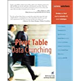 Pivot Table Data Crunching (Adobe Reader) (Business Solutions)
