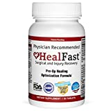 HealFast Surgical & Injury Recovery Pre-Op Healing Optimization Formula 30 Tablets …