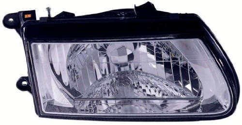 Isuzu Rodeo Headlamp - Depo 313-1112R-AS1 Isuzu Rodeo/Honda Passport Passenger Side Replacement Headlight Assembly