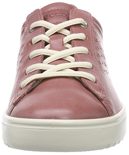 Ecco Fara Dames Derby Lace Up Brogues Roze (bloemblad 2236)