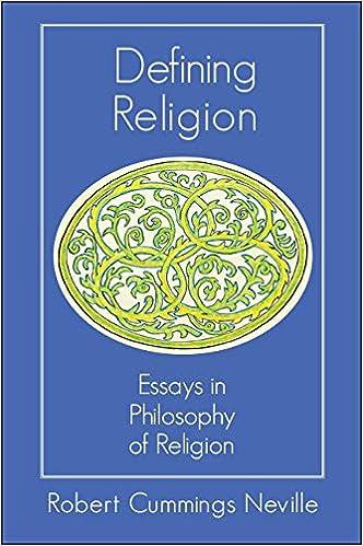 philosophy of religion topics
