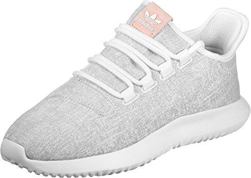 adidas Tubular Shadow W, Zapatillas de Deporte Para Mujer Blanco (Ftwbla / Gridos / Ftwbla)