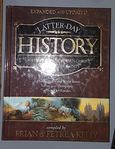 Read Online Latter-Day History of the Church of Jesus Christ of Latter-Day Saints pdf epub
