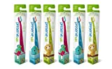 Preserve Kids Toothbrush, Soft Bristles, (Pack of 6)
