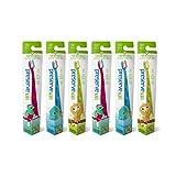 Preserve Kids Toothbrush, Soft Bristles, 6-Count
