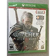The Witcher 3: Wild Hunt- Xbox One. Bonus Edition