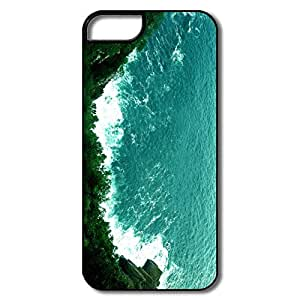 Customize Geek Friendly Packaging Sea Hills IPhone 5/5s Case For Him