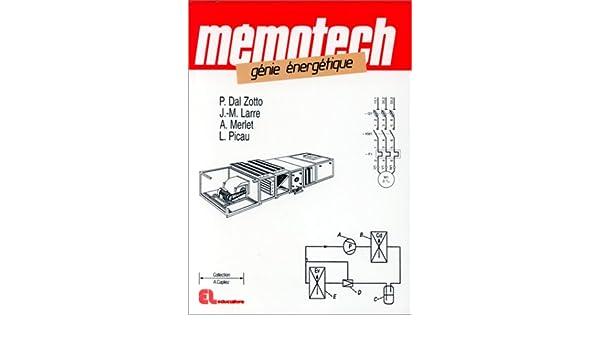 ENERGETIQUE TÉLÉCHARGER MEMOTECH GENIE