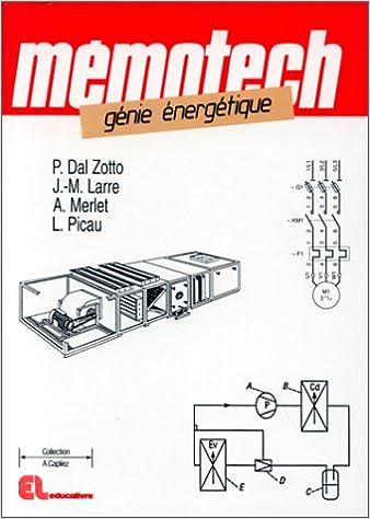 memotech genie energetique gratuit pdf