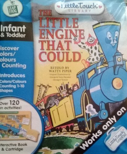 (LittleTouch LeapPad Library: The Little Engine That Could)