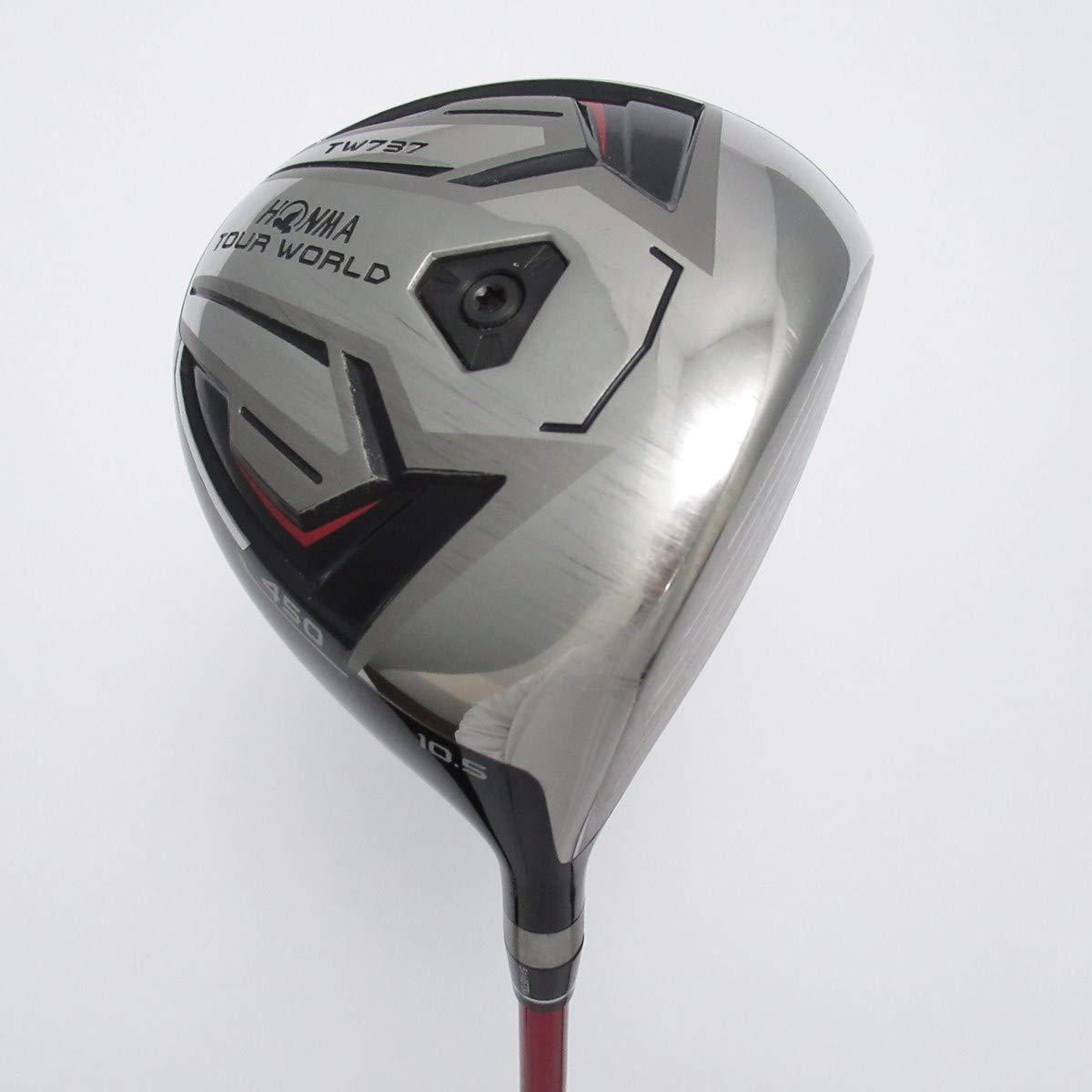 【中古】本間ゴルフ TOUR WORLD ツアーワールド TW737 450 ドライバー VIZARD EX-C65 B07N2B5H5C  S