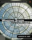 Windows System Programming, Paperback (Addison-Wesley Microsoft Technology)
