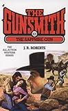 The Sapphire Gun, J. R. Roberts, 0515143014