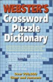 Webster's Crossword Puzzle Dictionary, Outlet Book Company Staff and Random House Value Publishing Staff, 0517150085
