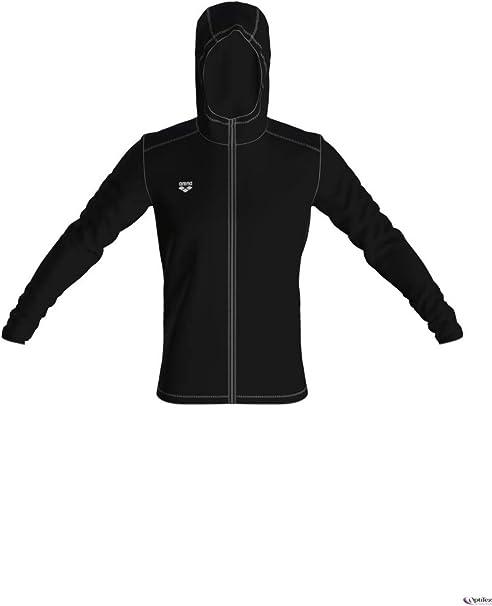 ARENA M Gym Hooded F//Z Jacket Giacca con Cappuccio Uomo