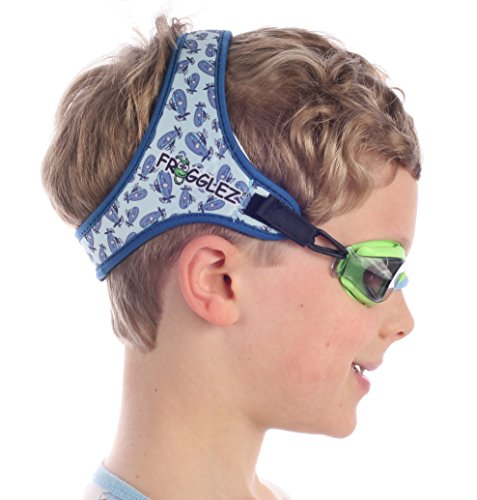 Frogglez Tinted Swimming Goggles For Kids Best Learn To