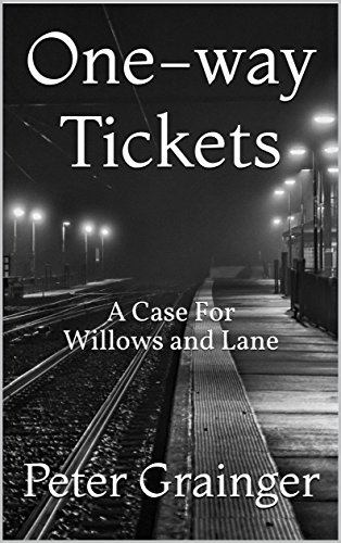 !BEST One-way Tickets: A Case For Willows and Lane [P.P.T]