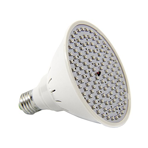 Bryt Lamps Plant Growing Light Bulbs - LED Grow Lights for Indoor Plant Covers the Full Spectrum.