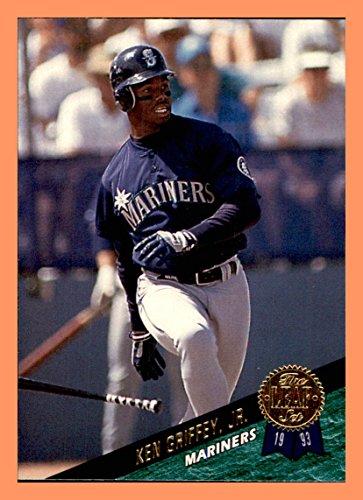 1993 Leaf #319 Ken Griffey Jr. HOF SEATTLE (319 Ken)