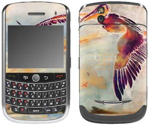 MusicSkins, MS-SHRP80033, Sharp Shirter - Pelican, BlackBerry Tour (9630), ()