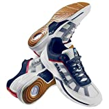 Salming Viper 2.0 Men's Indoor Court Shoe White/Navy (10.5)