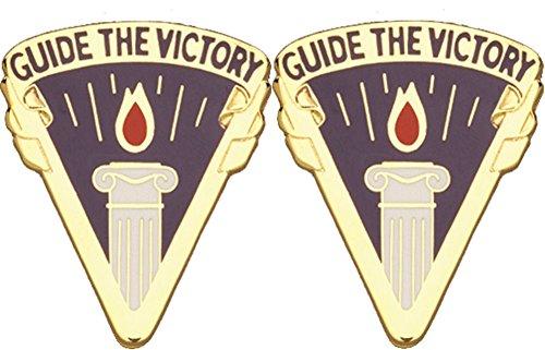 354th CAVALRY BDE Distinctive Unit Insignia - Pair ()