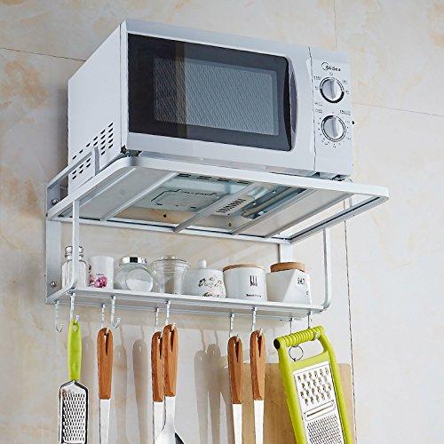 Microwave Shelf Amazon Com