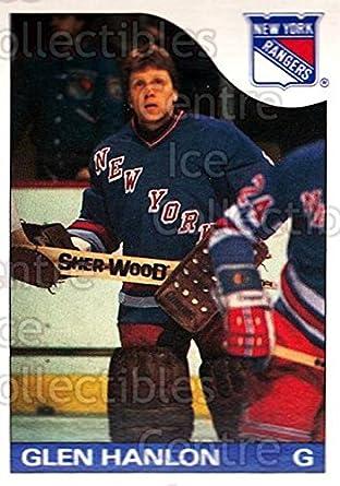 Amazon.com  (CI) Glen Hanlon Hockey Card 1985-86 O-Pee-Chee (base ... 79fddafc2