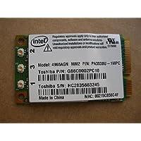 Intel 4965AGN Dell Latitude D830 Wireless Card - MK933