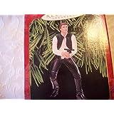 Han Solo Star Wars 3rd in series 1999 Hallmark Keepsake Ornament QXI4007