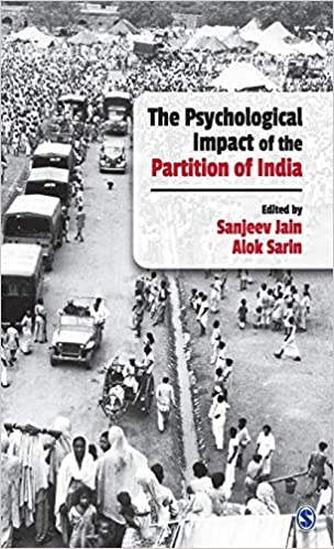 Buy The Psychological Impact of the Partition of India Book