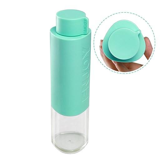 39 opinioni per Just Life J-02086 Bottiglia Borraccia Triangolare per Acqua Tisane e Bevande per