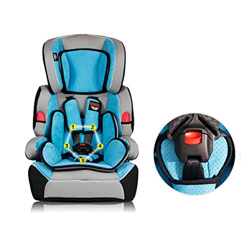518QUuijviL - Universal Baby Car Seat 5pt 5 Point Safety Harness With Locking Buckle Adjustable Straps