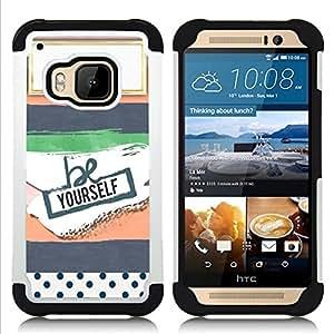 For HTC ONE M9 - notebook name here label empty Dual Layer caso de Shell HUELGA Impacto pata de cabra con im??genes gr??ficas Steam - Funny Shop -