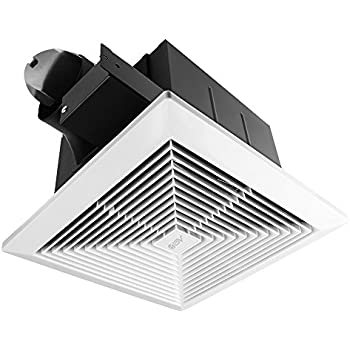 Broan Nutone 682 Duct Free Ventilation Fan White Square