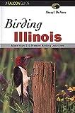Birding Illinois, Sheryl DeVore, 1560446897