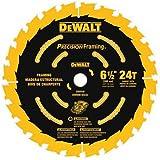 DEWALT DW9199 6-1/2-Inch 24T Precision Framing Saw Blade