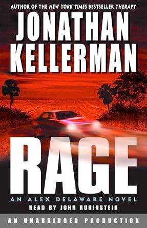 rage by jonathan kellerman unabridged cd audiobook alex delaware