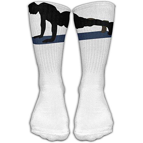 Plate Support Women & Men Socks Soccer Sport Tube Stockings Length 30cm