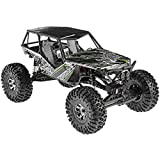 Axial Wraith 4WD RC Rock Racer Off-Road 4x4 Electric Ready to Run with 2.4GHz Radio and LED Light Kit