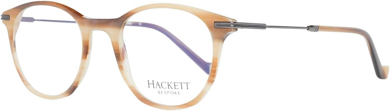 Braun 48.0 Hackett London Herren HEB20418748 Brillengestelle Marron