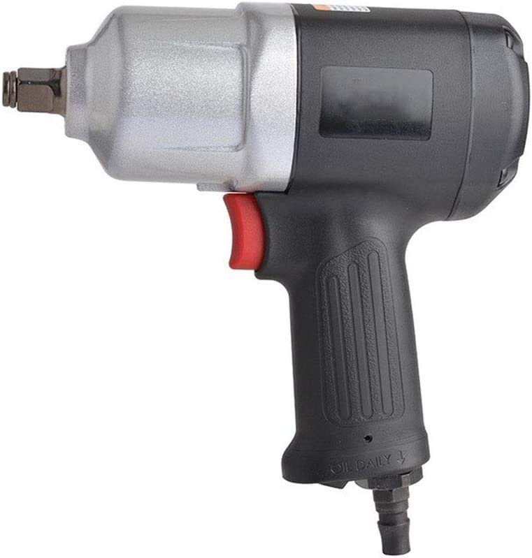 Herramienta neumática 1/2 pulgadas de doble martillo de aire tipo llave, de mano del viento grande Torque
