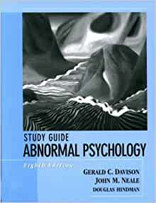 abnormal behavior study guide View test prep - abnormal psychology exam 1 study guide from psych 830:340 at rutgers abnormal psychology exam 1 study guide chapter 1: abnormal behavior in.