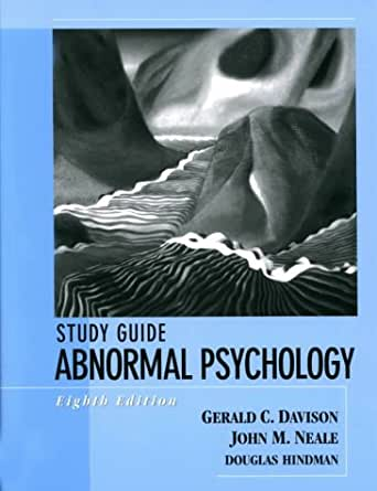 Psychology 106: Abnormal Psychology - Study.com