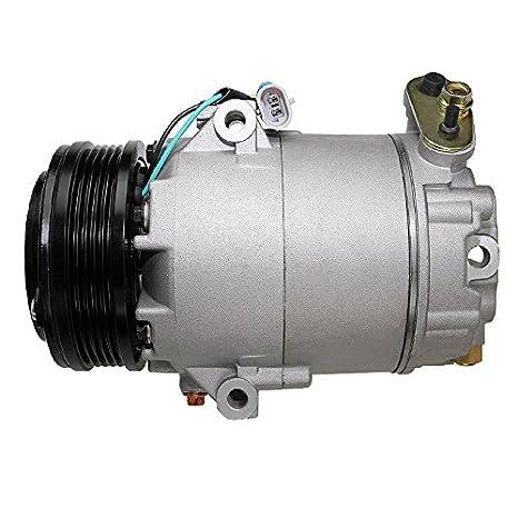1x Compresor de aire acondicionado OPEL ASTRA G CARAVAN 1.2-2.0 1998-05 +