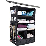 Suitcase Organizer | Durable Portable Travel Packing System Hanging Luggage Cube