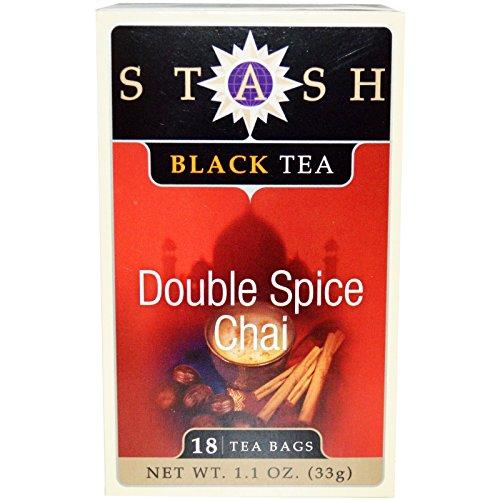Stash Double Spice Chai Black Tea, 18 ct Stash Chai Tea