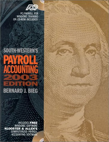 Read Online Payroll Accounting PDF