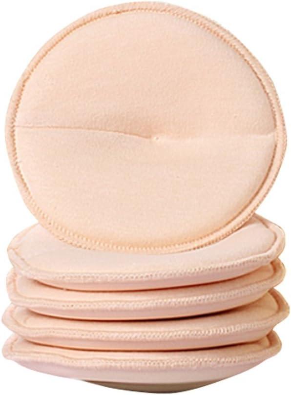 8pcs suave transpirable almohadillas de algodón ecológico y ...